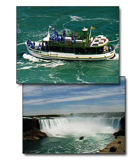 Maid of the Mist Cruise
