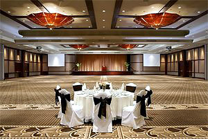 Receptions and banquet facility